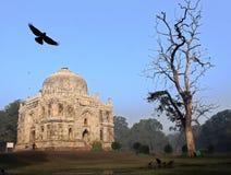 Lodhi ogródu Delhi ind delhigram obrazy stock