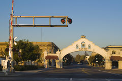 Lodi, Califórnia Imagens de Stock Royalty Free