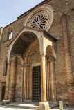 Lodi - Church of San Francesco Royalty Free Stock Photo