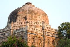 Lodi Gardens. Islamic Tomb Bara Gumbad Stock Image