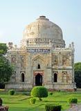 Lodi Gardens. Islamic Tomb (Seesh Gumbad) Royalty Free Stock Images