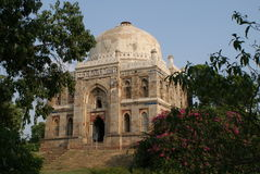 Lodi Gardens, New Delhi Stock Photo