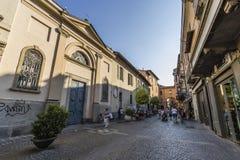 Lodi, Italia immagini stock libere da diritti