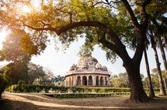 Lodi trädgård royaltyfri fotografi