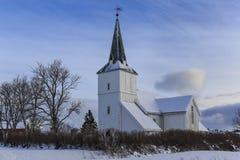 Lodingen church Stock Photography