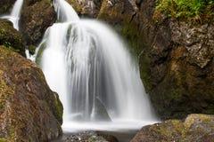 lodore瀑布 库存照片