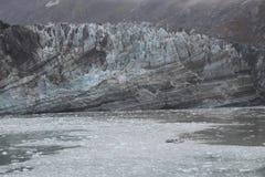 Lodowa bród blisko obejście wysp Alaska obrazy stock