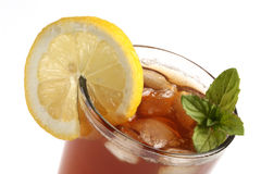 lodowa herbata Zdjęcia Stock