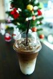 Lodowa latte kawa fotografia stock
