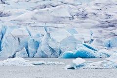 lodowa mendenhall Obraz Stock