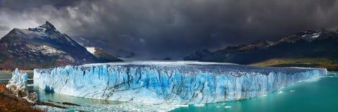 lodowa Moreno perito Zdjęcia Royalty Free
