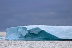 Lodowa półka, Antarctica obrazy royalty free