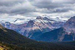 Lodowa park narodowy Zdjęcie Royalty Free