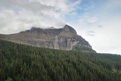 Lodowa park narodowy w Montana fotografia stock