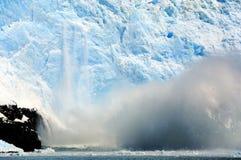 lodowa perito Moreno fotografia royalty free
