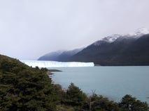lodowa perito Moreno. Zdjęcie Royalty Free