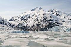 lodowa portage Zdjęcie Royalty Free