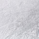 Lodowa tekstura na łyżwiarskim lodowisku obraz stock