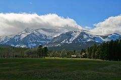 lodowa wschodniego park narodowy Obrazy Royalty Free