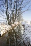 lodowata woda Zdjęcie Stock