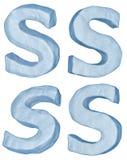 lodowaty listowy s ilustracja wektor
