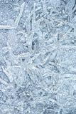 lodowe tło linie wzory Zdjęcie Royalty Free