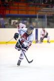 Lodowego hokeja Włoski Najważniejszy liga Zdjęcie Stock