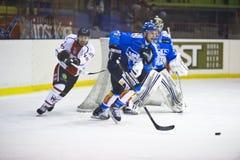 Lodowego hokeja Włoski Najważniejszy liga Fotografia Stock