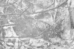 Lodowego lodowiska podłoga zdjęcie royalty free