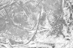 Lodowego lodowiska podłoga zbliżenie zdjęcie stock