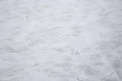 Lodowego lodowiska tło Obraz Royalty Free