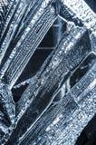 Lodowi kryształy Zdjęcia Stock
