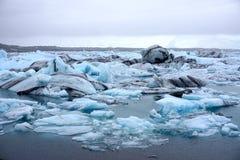 Lodowi lodowowie fotografia stock