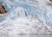 lodowiec Obraz Royalty Free