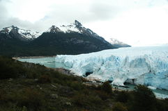 lodowiec Obraz Stock