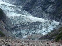 lodowiec Zdjęcia Royalty Free