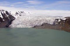 lodowiec Zdjęcie Royalty Free