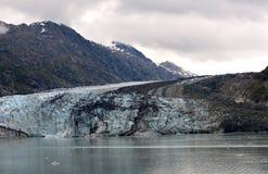 lodowiec alaski fotografia stock
