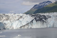 lodowiec alaski zdjęcie royalty free