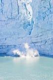lodowiec ocielenie Obraz Royalty Free