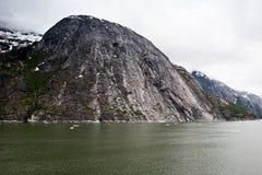 lodowiec siklawy Fotografia Royalty Free