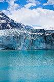 Lodowiec zatoka w Alaska, Stany Zjednoczone Zdjęcia Royalty Free