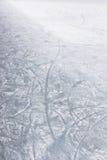 Lodowisko na lodzie obrazy stock