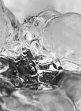 lodowy biel Obraz Stock