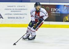 Lodowy hokej zdjęcia stock