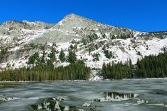 Lodowy Jezioro Zdjęcie Stock