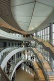Lodowy Krakow Kongresowy Centre w Polska Zdjęcia Royalty Free