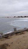 Lodowy lód zdjęcia stock