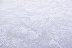 Lodowy lodowisko zdjęcia stock