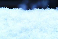 lodowy śnieg Zdjęcia Stock